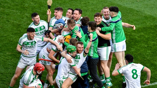 Ballyhale Shamrocks boast five players on the team of the year
