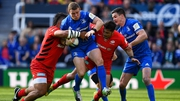 The meeting of Saracens and Leinster is a repeat of the 2019 final