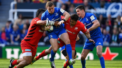 Saracens were worthy winners when defeating Leinster in last season's Champions Cup final