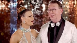 Fr Ray Kelly and his Dancing with the Stars partner Kylee Vincent
