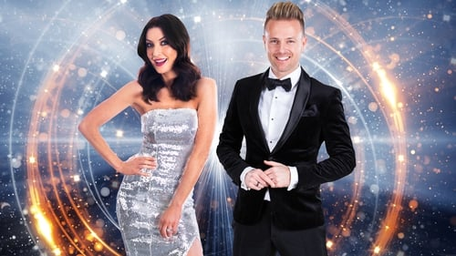 Jennifer Zamparelli and Nicky Byrne host Dancing with the Stars