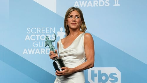 The 26th Annual Screen Actors Guild Awards took place at The Shrine Auditorium in Los Angeles, California last night.