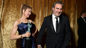 Renée Zellweger and Joaquin Phoenix - Awards success continues