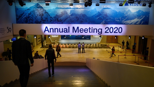 What to watch for on Friday in Davos