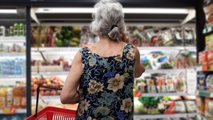 """Analysis found that the average availability of a healthy food basket for elderly rural dwellers is 79.1%, rising to 86.7% for urban dwellers"" Photo: Getty Images"