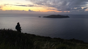 Kerry's Great Blasket Island. Photo: Seán Mac an tSíthigh/RTÉ