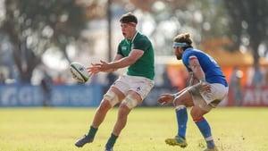 David McCann will captain the Irish side