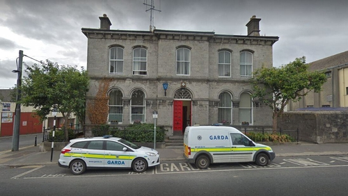 The man was brought to Nenagh Garda Station (Pic: Google Maps)