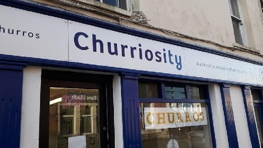 Old Churriosity Shop by Lani O'Hanlon