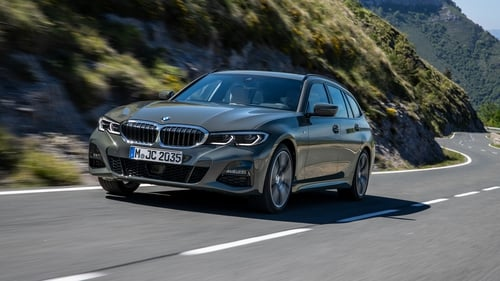 The BMW 3 Series is still the benchmark when it comes to driving dynamics.