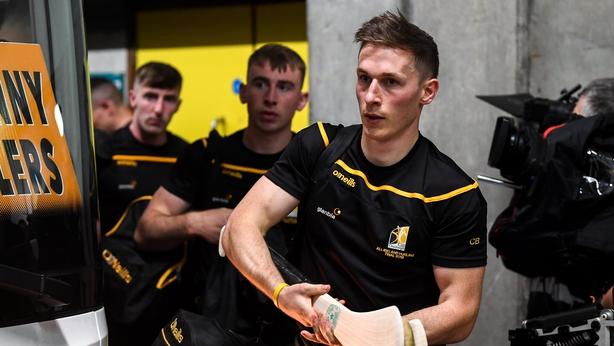 Cillian Buckley ahead of the 2019 All-Ireland final