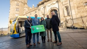 The KK1 and KK2 routes were formally launched today in Kilkenny