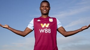 Mbwana Samatta is an Aston Villa player