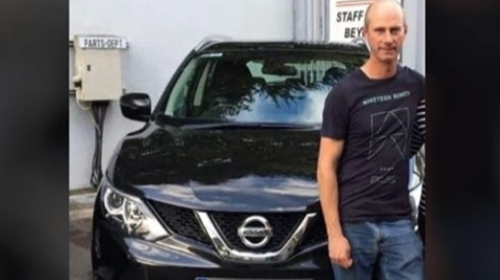Mark Hennessy was shot dead in his Nissan Qashqai car after abducting and killing Jastine Valdez