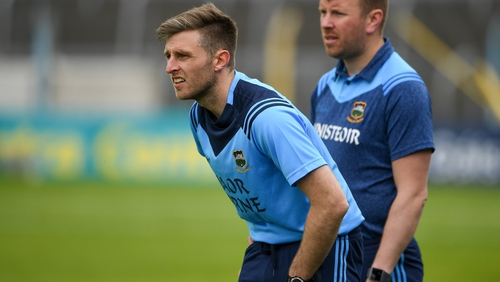 'Leave it to the managers, almost like an NFL type thing' - Shane McGrath