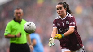 Nicola Ward has become a key figure for Galway since making her senior debut in 2013