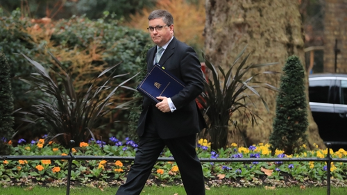 Britain's Justice Secretary Robert Buckland said the proposal was 'not a new concept'