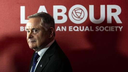 Labour Leader - Brendan Howlin