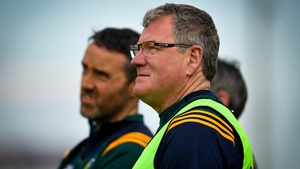 Terry Hyland takes charge of Leitrim's senior team for a second year