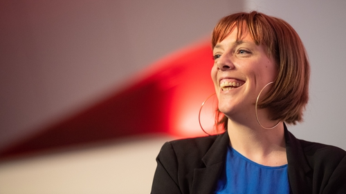 Jess Phillips was a prominent critic of Jeremy Corbyn's leadership of the Labour Party