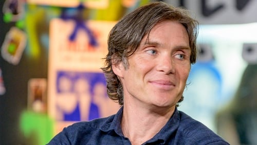 "Cillian Murphy - Decided that sending an email congratulating John Krasinski on A Quiet Place would have been ""so cheesy"""