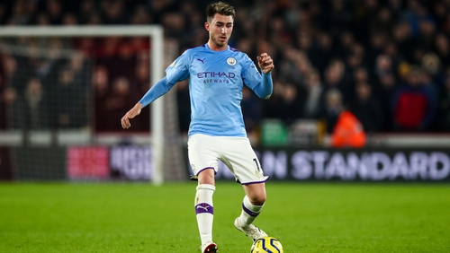 Barcelona seem to be keen on Aymeric Laporte