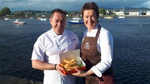 Neven Maguire and Eunice Power