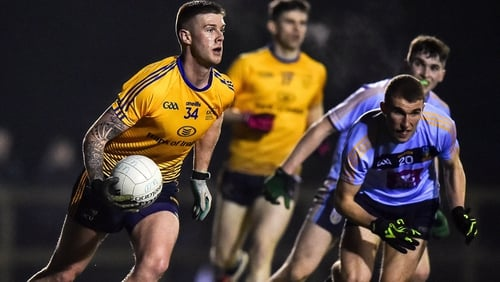 DCU progressed with ease