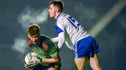 Carlow are through to a first Sigerson final