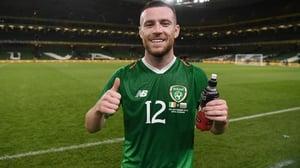 Jack Byrne enjoyed a most memorable debut for Ireland
