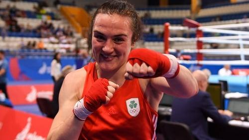 Kellie Harrington impressed in Bulgaria