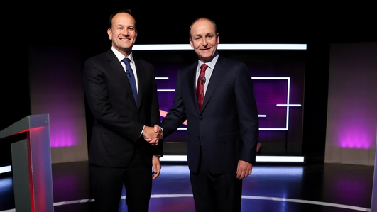 Election 2020: Virgin Media Leaders Debate