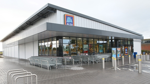 Aldi is testing out a new grocery home delivery service in Ireland for the first time