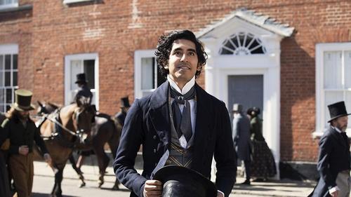 Dev Patel in The Personal History of David Copperfeld