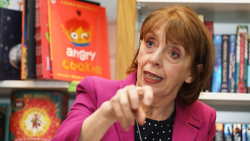Social Democrats' co-leader, Róisín Shortall
