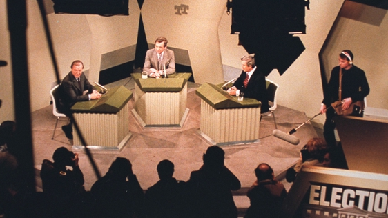 First Television Leaders' Debate