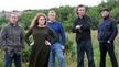 Clann Mhic Ruairí – Tony, Hughie, Seán, Dónal agus Megan.