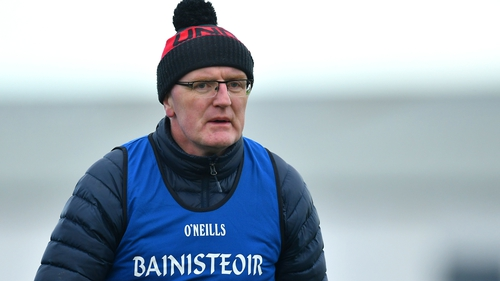 Clare manager Brian Lohan