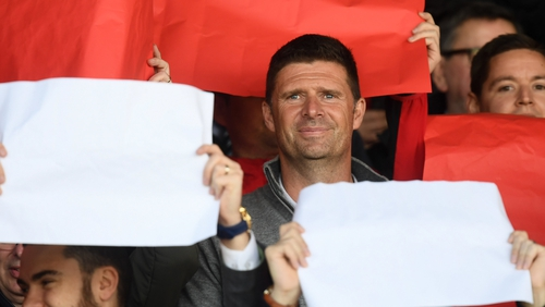 Niall Quinn: 'This isn't a bunch of pals from the old days coming together'
