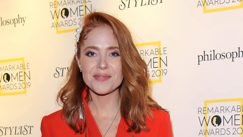 Angela Scanlon will be brightening up your Saturday nights this Spring