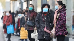 Fears over the spread of coronavirus in China has triggered a shortage of face masks