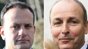Leo Varadkar and Micheál Martin to have first face-to-face talks since the General Election