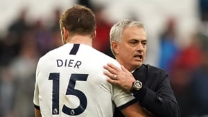Jose Mourinho has the backing of the Spurs players according to Eric Dier
