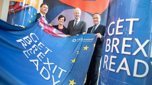 Fáilte Ireland is reminding businesses in the sector that Brexit has not gone away