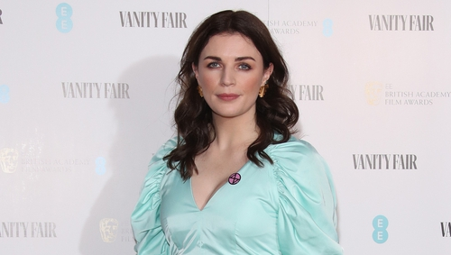 Aisling Bea attends the Vanity Fair EE Rising Star BAFTAs Pre Party.