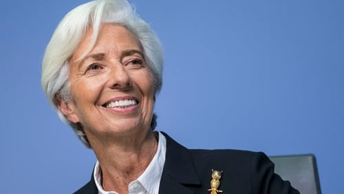 ECB chief Christine Lagarde are among the headline acts on the last day of Davos