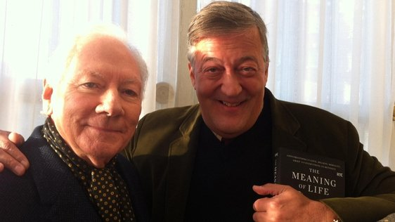 Gay Byrne and Stephen Fry, The Meaning of Life (2015)
