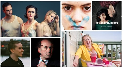 Theatre Awards nominees (clockwise, from top left) A Streetcar Named Desire, The Big Chapel X, Beginnings, Much Ado About Nothing, The Alternative and Citysong