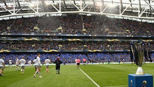 Leinster will meet Saracens in September
