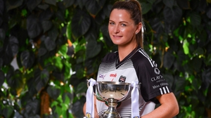 "Nicola Brennan: ""The captaincy was a real shock for me, but such an honour."""